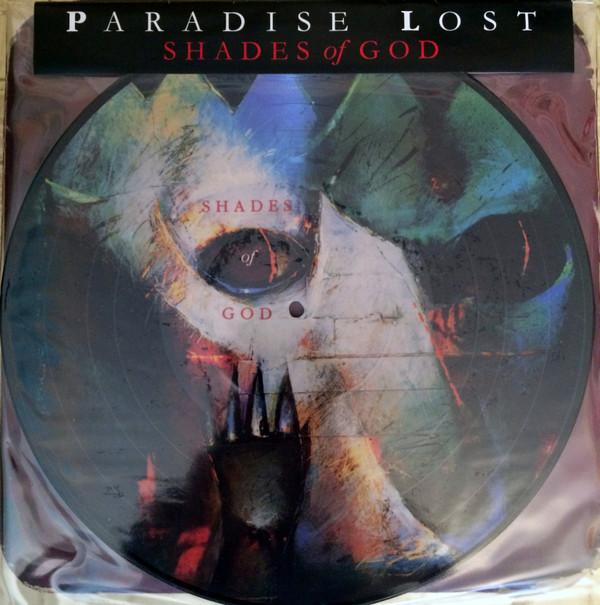 "PARADISE LOST ""Shades Of God"""