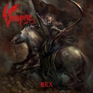 "VAMPIRE ""REX"""