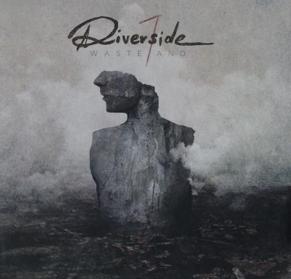 "RIVERSIDE ""Wasteland"" DIGIBOOK CD"