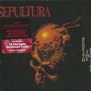 "SEPULTURA ""Beneath The Remains"""