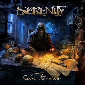 "SERENITY ‎""Codex Atlanticus"""