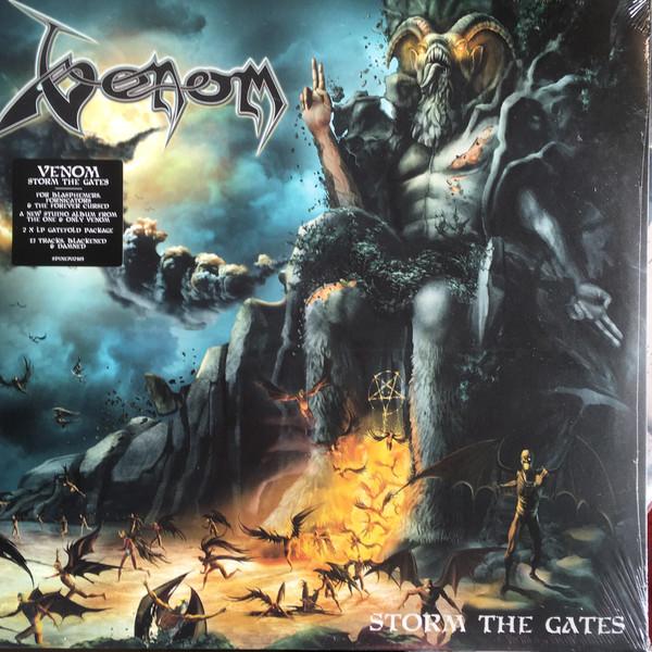 "VENOM ""Storm The Gates"""
