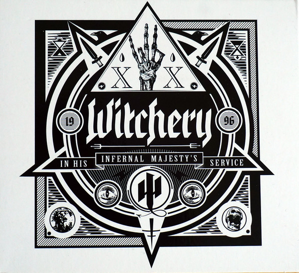 "WITCHERY ""In His Infernal Majesty's Service"""