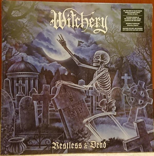 "WITCHERY ""Restless & Dead"" LP"