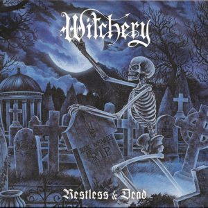 "WITCHERY ""Restless & Dead"""