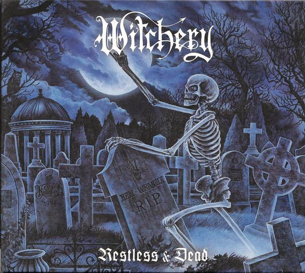 "WITCHERY ""Restless & Dead"""