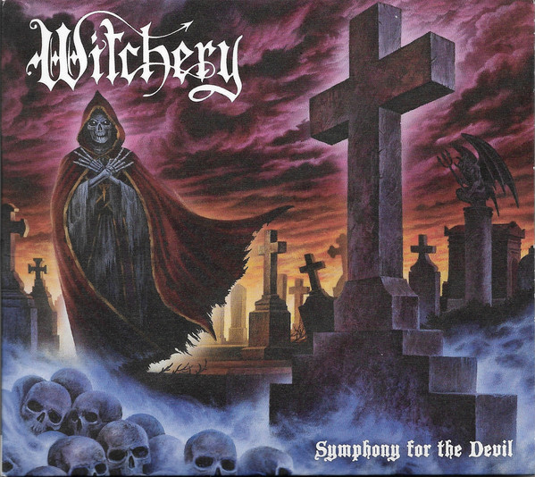 "WITCHERY ""Symphony For The Devil"" LP"