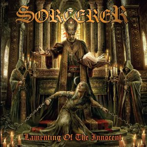 "SORCERER ""Lamenting of the Innocent"""