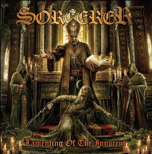 """SORCERER """"Lamenting of the Innocent"""""""