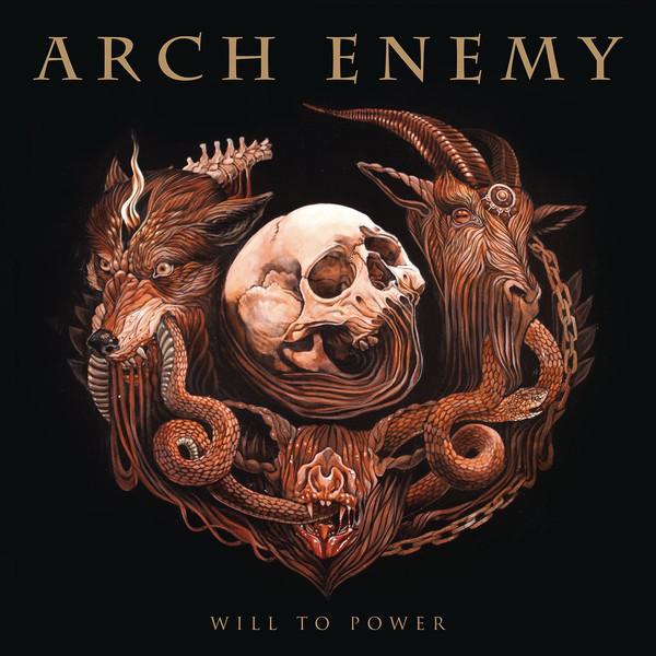 """ARCH ENEMY """"Will To Power"""""""