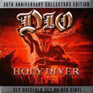 """DIO """"Holy Diver Live"""""""