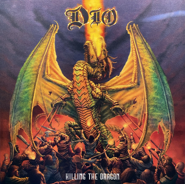 """DIO """"Killing The Dragon"""""""