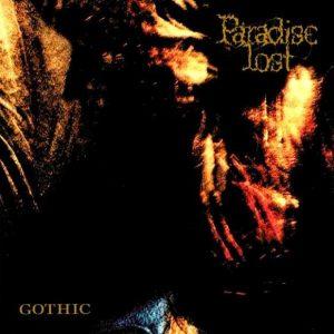 "PARADISE LOST ""Gothic"""