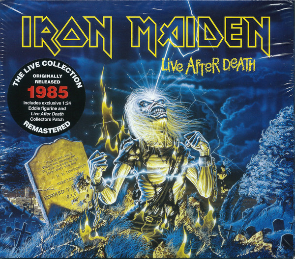 "IRON MAIDEN ""Live After Death"""