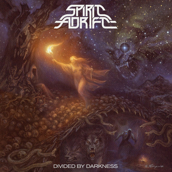 "SPIRIT ADRIFT ""Divided By Darkness"""