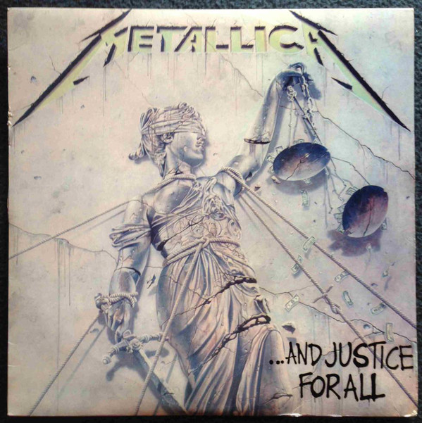 """METALLICA """"...And Justice For All"""""""