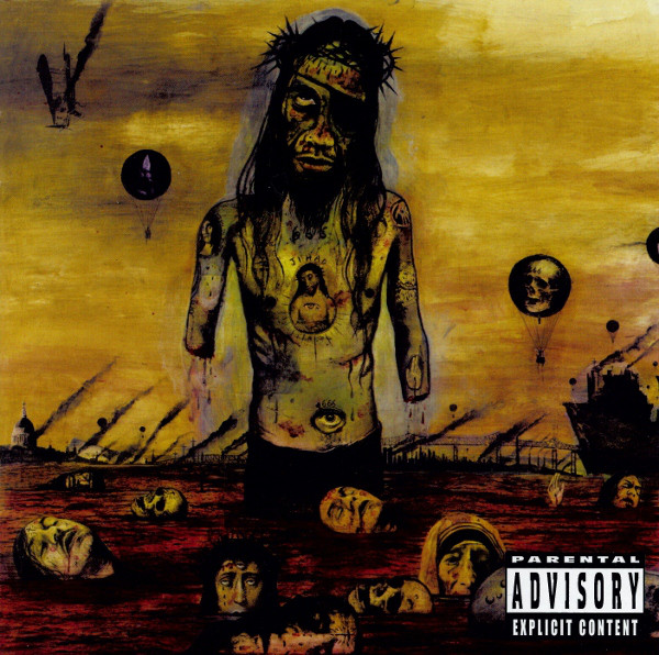 "SLAYER ""Christ Illusion"""