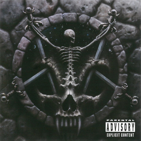 "SLAYER ""Divine Intervention"""
