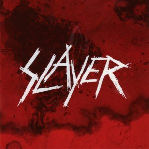 "SLAYER ""World Painted Blood"""