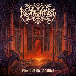 """NECROPHOBIC """"Dawn Of The Damned"""""""